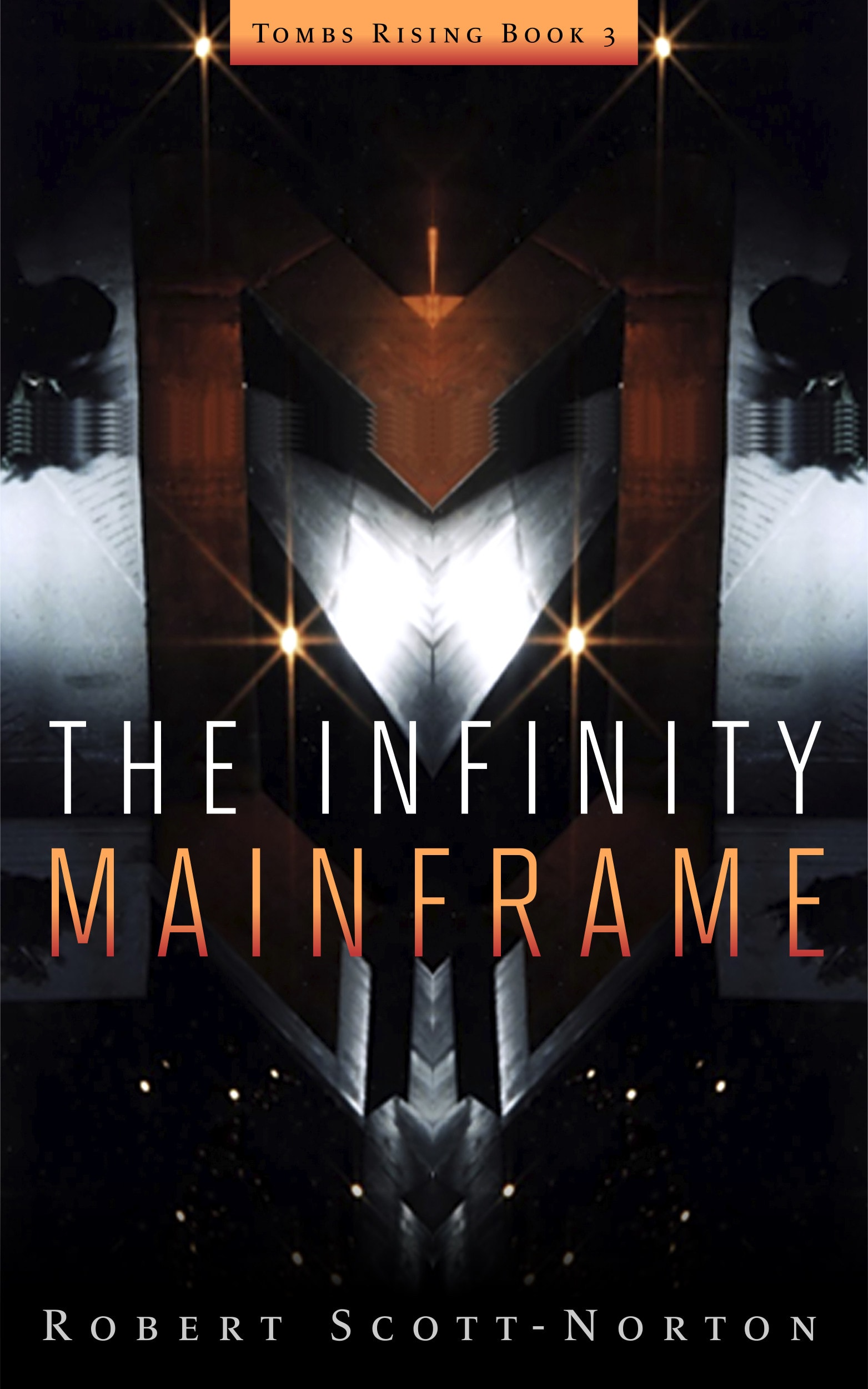 The Infinity Mainframe Book Cover