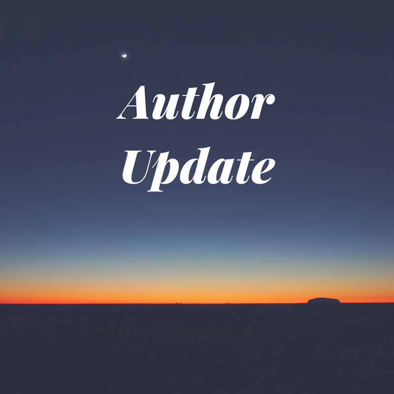 Author Update – Quarter 3 review