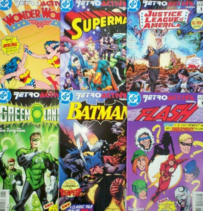 Comics and me