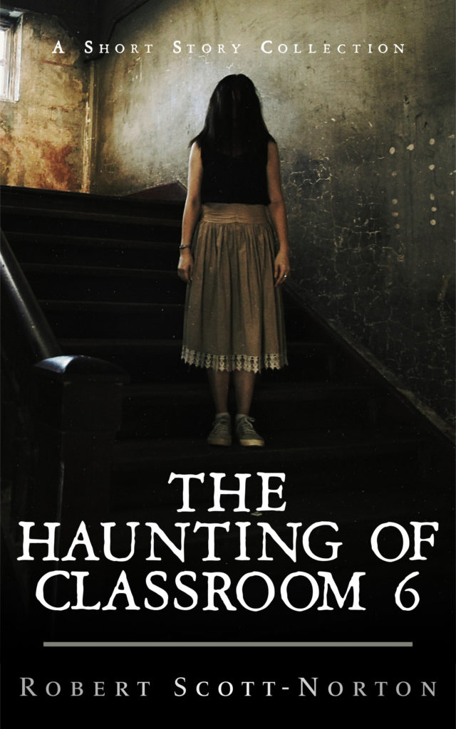 The Haunting of Classroom 6 Book cover