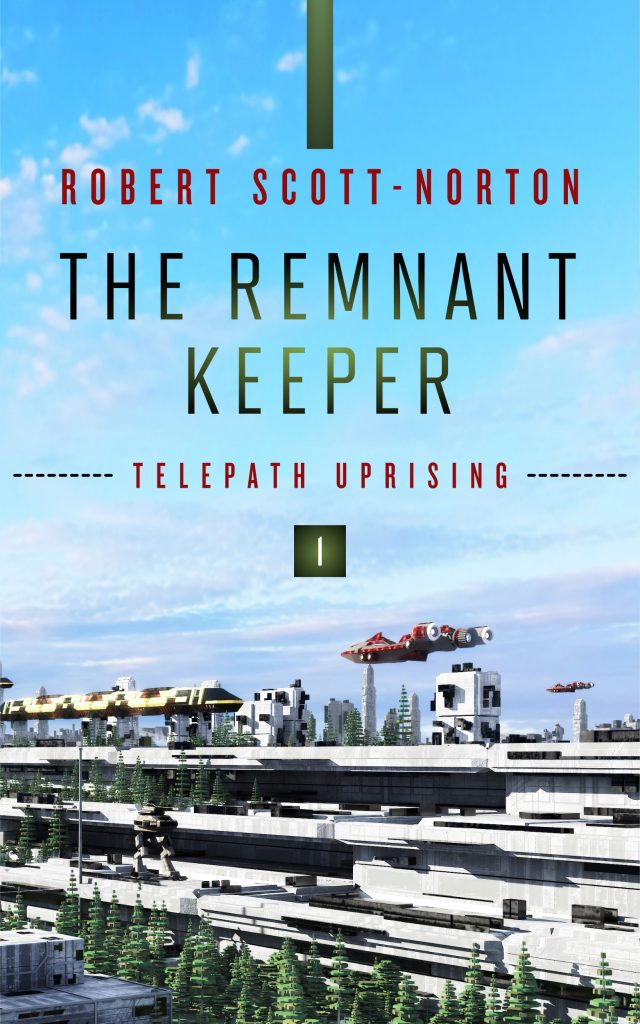 Front cover of The Remnant Keeper
