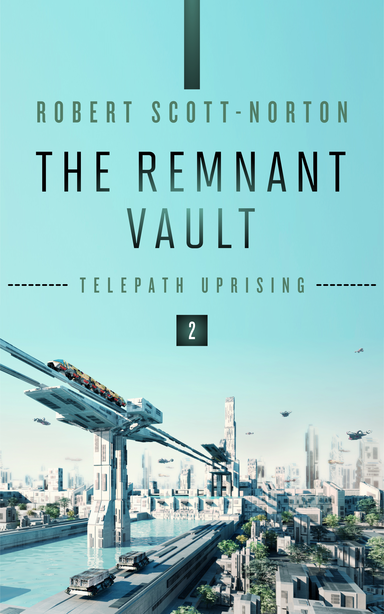 Front cover of The Remnant Vault